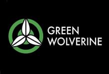 Green Wolverine