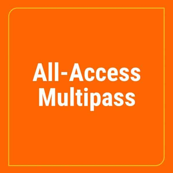 all access multipass product